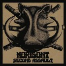 HORISONT - Second Assault (2012) CD