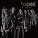 HORISONT - Time Warriors (2013) CD