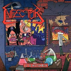 INFECTOR - Let the Infection Begin (2019) CD
