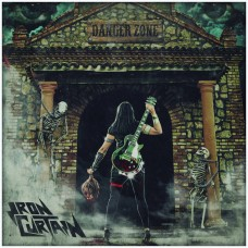 IRON CURTAIN - Danger Zone (2019) CD