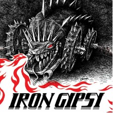 IRON GYPSY - S/T (2017) CD