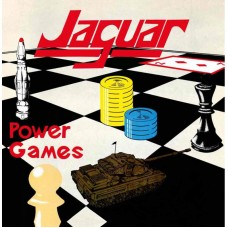JAGUAR - Power Games (2017) LP