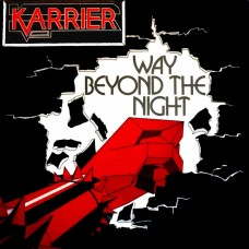 KARRIER - Way Beyond The Night (2017) CD