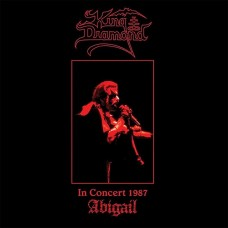 KING DIAMOND - In Concert 1987 (2020) CDdigi