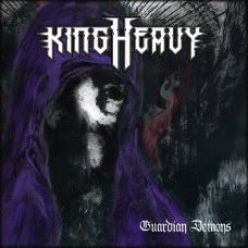 KING HEAVY - Guardian Demons (2018) CD