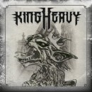 KING HEAVY - S/T (2015) CD