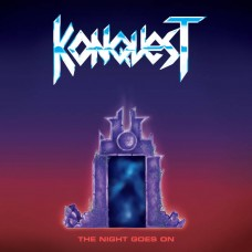 KONQUEST - The Night Goes On (2021) CD