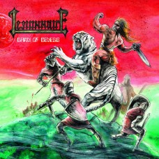 LEGIONNAIRE - Dawn Of Genesis (2017) CD