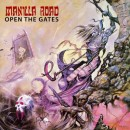 MANILLA ROAD - Open The Gates (2014) LP