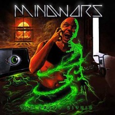 MINDWARS - The Enemy Within (2014) CD