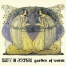 MIRROR OF DECEPTION / GARDEN OF WORM - Split (2009) LP