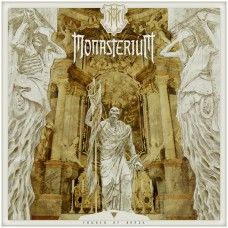 MONASTERIUM - Church Of Bones (2019) CD