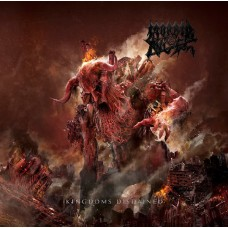 MORBID ANGEL - Kingdoms Disdained (2017) CD