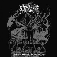 NECROMUTILATOR - Black Blood Aggression (2019) CD