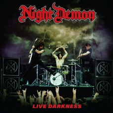 NIGHT DEMON - Live Darkness (2018) DCDdigi