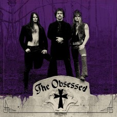 OBSESSED, THE - S/T (2017) DCD