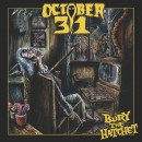 OCTOBER 31 - Bury The Hatchet (2014) CD