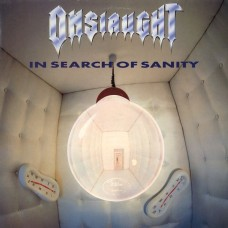 ONSLAUGHT - In Search Of Sanity (2016) DCD