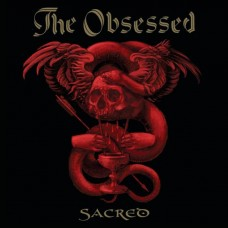 OBSESSED, THE - Sacred (2017) CDdigi