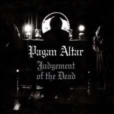 PAGAN ALTAR - Judgement Of The Dead (2019) CD