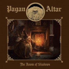 PAGAN ALTAR - The Room Of Shadows (2017) CD