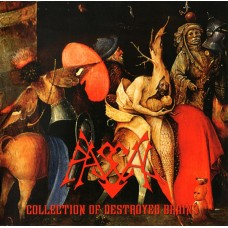 PASCAL - Collection Of Destroyed Brains (2017) CD+DVD