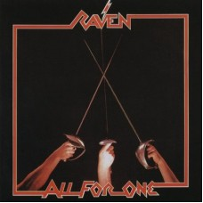 RAVEN - All For One (2017) CDdigi