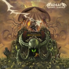 RAZGATE - Welcome Mass Hysteria (2018) CD