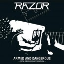 RAZOR - Armed And Dangerous (2019) LP