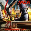 RAZOR - Open Hostility (2014) LP
