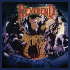 REVEREND - Play God (2014) CD