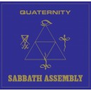 SABBATH ASSEMBLY - Quaternity (2014) CDdigi