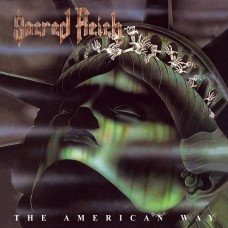 SACRED REICH - The American Way (2021) CD