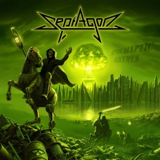SEPTAGON - Apocalyptic Rhymes (2018) CD