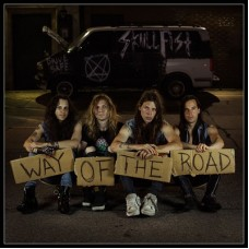 SKULL FIST - Way Of The Road (2018) CD