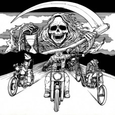 SPEEDWOLF - Ride With Death (2018) CD