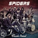 SPIDERS - Flash Point (2012) CD
