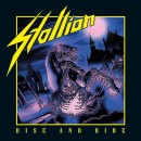 STALLION - Rise And Ride (2014) CD