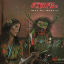 STRIFE - Back To Thunder (2018) CD