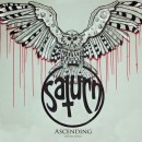 SATURN - Ascending (Live In Space) (2014) CD