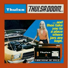 THULSA DOOM - ...And Then Take You To A Place Where Jars Are Kept. (2019) CD