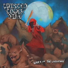 TWISTED TOWER DIRE - Wars In The Unknown (2019) CD