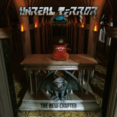 UNREAL TERROR - The New Chapter (2017) CD