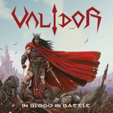 VALIDOR - In Blood in Battle (2020) CD