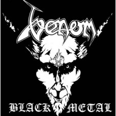 VENOM - Black Metal (2016) DLP
