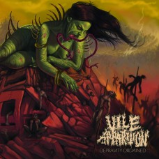 VILE APPARITION - Depravity Ordained (2019) CD