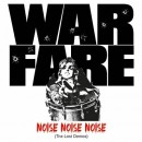 WARFARE - Noise Noise Noise (The Lost Demos) (2015) LP