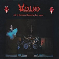 WARLORD - And The Cannons Of Destruction Have Begun... (2020) LP