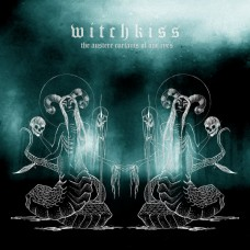 WITCHKISS - The Austere Curtains of Our Eyes (2018) CDdigi